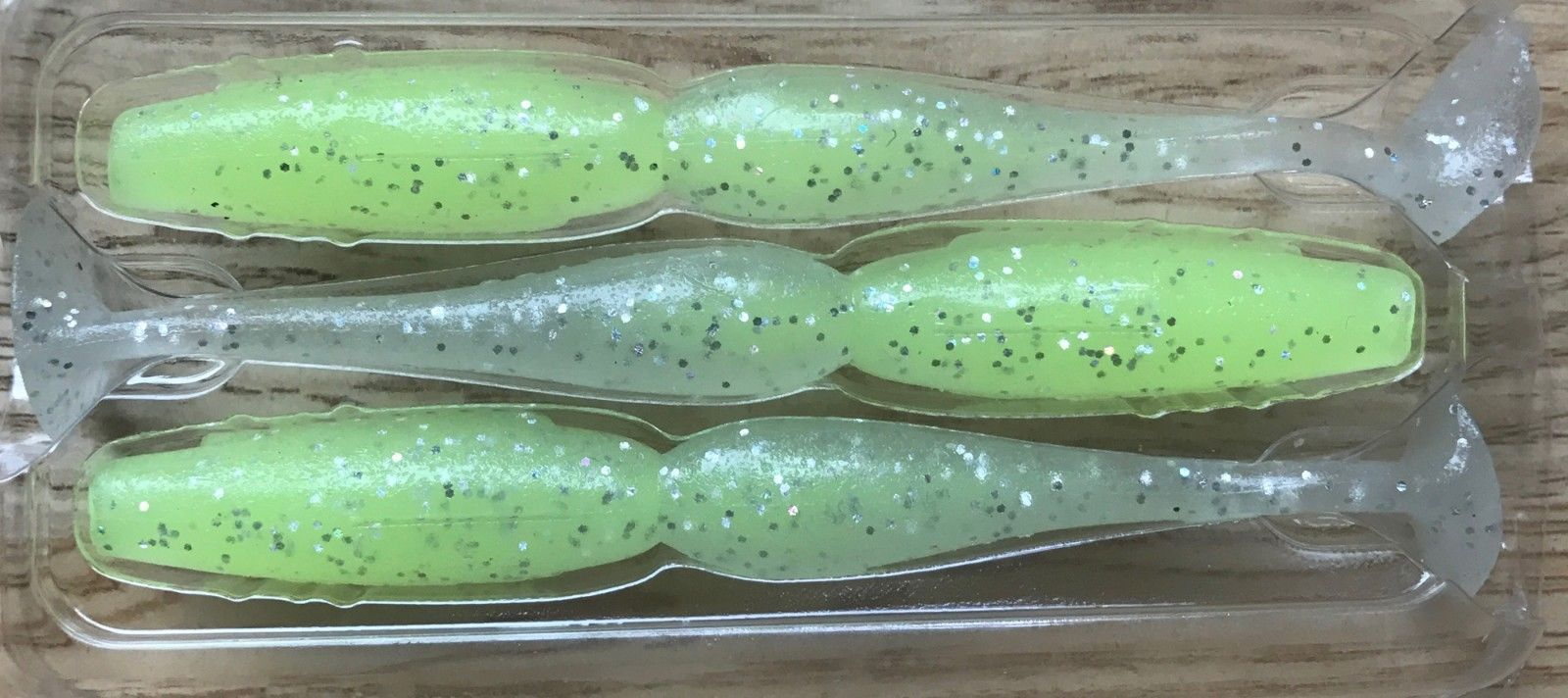 Megabass Spindle Worm Vios Mineral Power Up Edition 4